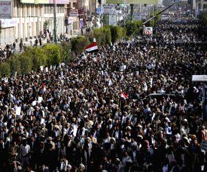 YEMEN SANAA PROTEST
