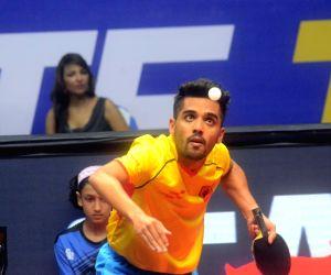 Sanil shocks World No 22 Quadri as Falcons score big win in UTT