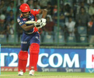 IPL - Delhi Daredevils vs Rising Pune Supergiants
