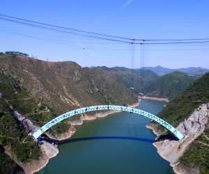 CHINA HENAN RAILWAY BRIDGE CLOSURE