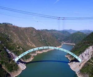 CHINA HENAN RAILWAY BRIDGE CLOSURE