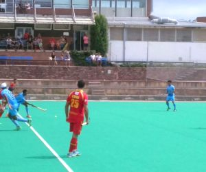Sant Cugat del Valles (Spain): India defeats Spain at Sant Cugat del Valles