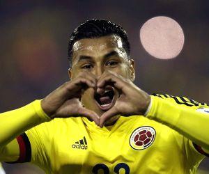 Santiago de Chile: Brazil V/S Colombia - Copa America 2015 Group C soccer match
