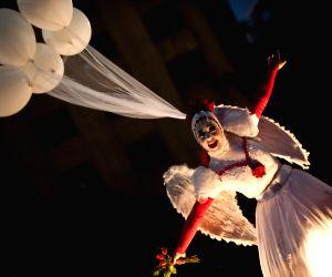 CHILE SANTIAGO BELGIUM CULTURE FESTIVAL