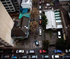 CHILE SANTIAGO ENVIRONMENT EARTHQUAKE