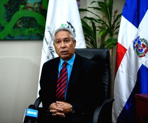 DOMINICAN REPUBLIC-SANTO DOMINGO-ISIDORO SANTANA-INTERVIEW