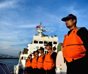 CHINA-VIETNAM-JOINT FISHERY INSPECTION