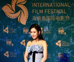 China sanya hainan Island International Film Festival opening