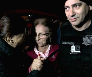 BRAZIL-SAO PAULO-KIDNAPPING-RELEASE