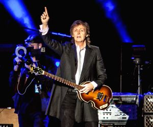 Paul McCartney soaks sun on $200mn yacht