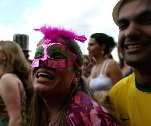 BRAZIL SAO PAULO SOCIETY CARNIVAL