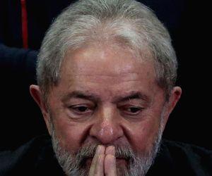 BRAZIL-SAO PAULO-POLITICS-LULA
