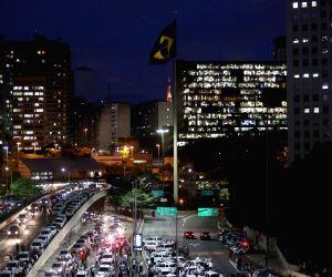 BRAZIL SAO PAULO SOCIETY PROTEST