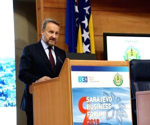 BOSNIA AND HERZEGOVINA-SARAJEVO-SARAJEVO BUSINESS FORUM