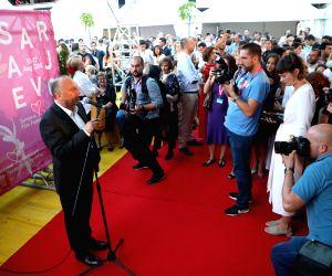 BOSNIA AND HERZEGOVINA-SARAJEVO-FILM FESTIVAL-OPENING