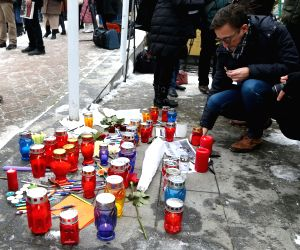 BOSNIA AND HERZEGOVINA SARAJEVO FRANCE ATTACK MOURNING