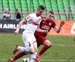 BOSNIA AND HERZEGOVINA-SARAJEVO-FOOTBALL-PREMIER LEAGUE