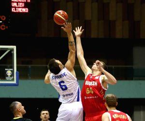 BIH-SARAJEVO-BASKETBALL-FIBA WORLD CUP 2019 QUALIFICATION-BIH VS RUSSIA