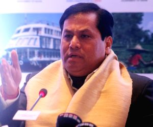 Sonowal reiterates commitment to make Assam corruption, terror free