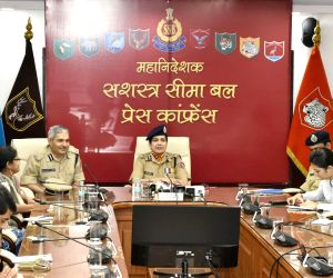 Sashastra Seema Bal press conference