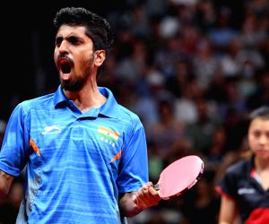 Sathiyan working on variation and power for Olympics