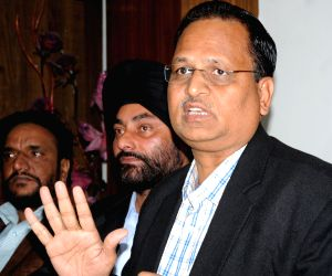 Delhi may witness power supply crisis: Jain