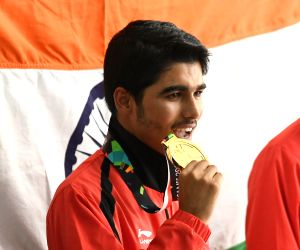 Was just focusing on my own technique: Asiad gold medallist shooter Saurabh