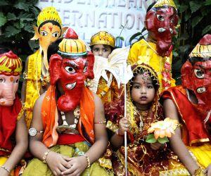 school-children-in-ganesha-costumes-during-the