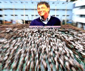 Bill Gates' 60th birth anniversary celebration