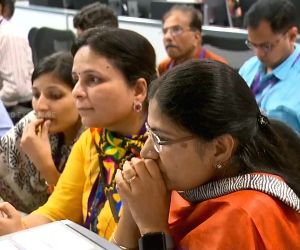 Chandrayaan-2 - Tensed Scientists
