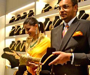 Yaduveer Krishnadatta Chamaraja Wadiyar during a programme