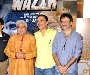 Trailer launch of film Wazir