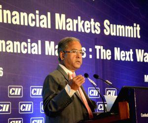 CII Financial Market Summit - UK Sinha