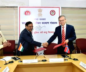 Indo-Norwegian Collaboration 2018-20 - exchange and signing of a Letter of Intent