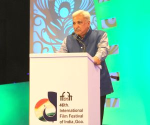 Panaji (Goa): IFFI-2015 - Closing Ceremony