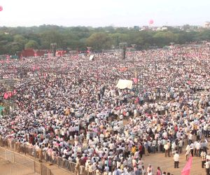 TRS rally