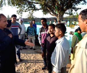 Pathankot air base put on high alert after terror threat