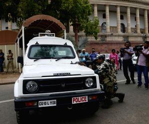 Parliament - Security