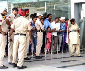Unclaimed bag found at SpiceJet's Dubai-Amritsar flight