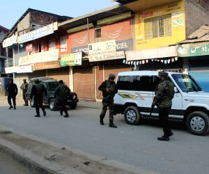 Baramulla (J&K): Security beefed up after J&K blast kills 4 policemen