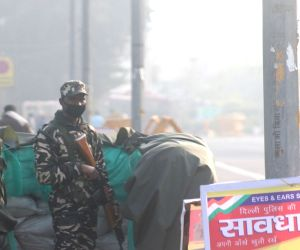 Security beefed up ahead of Republic day 2018