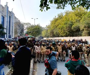 Security beefed up at Jamia