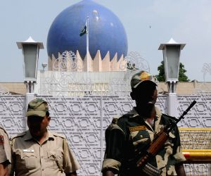 Security beefed up outside Pakistan High Commission
