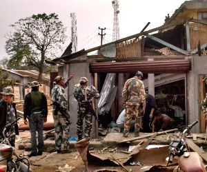 Blast in a Meghalaya market, 9 injured