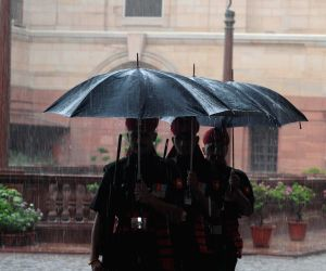 Heavy rains lash national capital