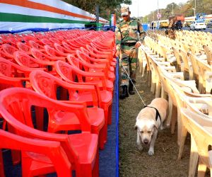 Republic Day Parade 2018 - preparations