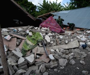 INDONESIA EAST LOMBOK EARTHQUAKE AFTERMATH
