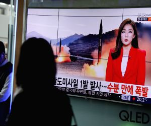 SOUTH KOREA SEOUL DPRK MISSILE FAILURE