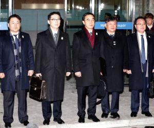 SOUTH KOREA-SEOUL-DPRK-HIGH LEVEL TALKS