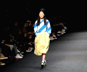 SOUTH KOREA-SEOUL-FASHION WEEK